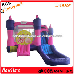 hot sale inflatable princess jumping castal for kids
