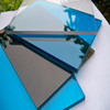 Decoration panel for canopy roof solid polycarbonate sheet wholesale double layer plastic sheets