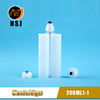 200cc two component dispensing cartridge