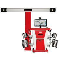 Top Sale 3D wheel alignment machine wheel clamp