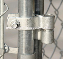 Outdoor with hot dip galvanized large pet fence/ steel wire mesh pet house