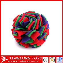 Hot selling cheap pet accessory dog training toy ball
