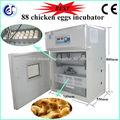 digital automático de Incubadora de pollo máquina de eclosión