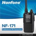 Nanfone nf-171 uhf 2 16 vatios canales walkie talkie profesional