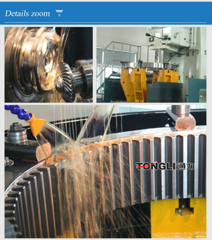 TP series industrial Flange Mounted Inline Planetary Gear Reductor planetary gear for earth drill earth auger