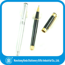 2014 wholesale promotional gift China metal 100 bulk fat gel pen