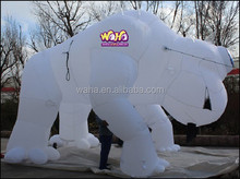 Giant white inflatble MONSTER/5M/inflatable character cartoon