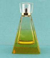 Beautiful pyramid perfume bottle, pyramid shaped perfume bottle, perfume atomizer repair