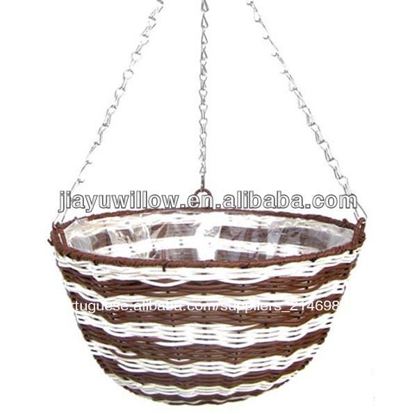 decorativo pendurado plástico cestas de <span class=keywords><strong>plantas</strong></span> <span class=keywords><strong>vasos</strong></span>