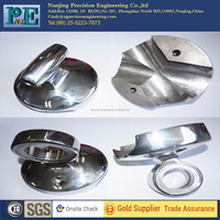 stainless steel investment casting, cnc machining parts,mirror polished parts
