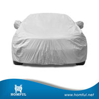 car cover for waterproof peva&pp cotton waterproof car cover folding car covers