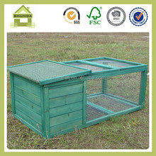 SDR07 pet products wooden rabbit hutch