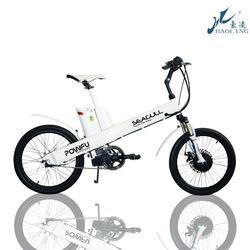 Seagull 20'',Powfu cool electric mini chopper bike for sale