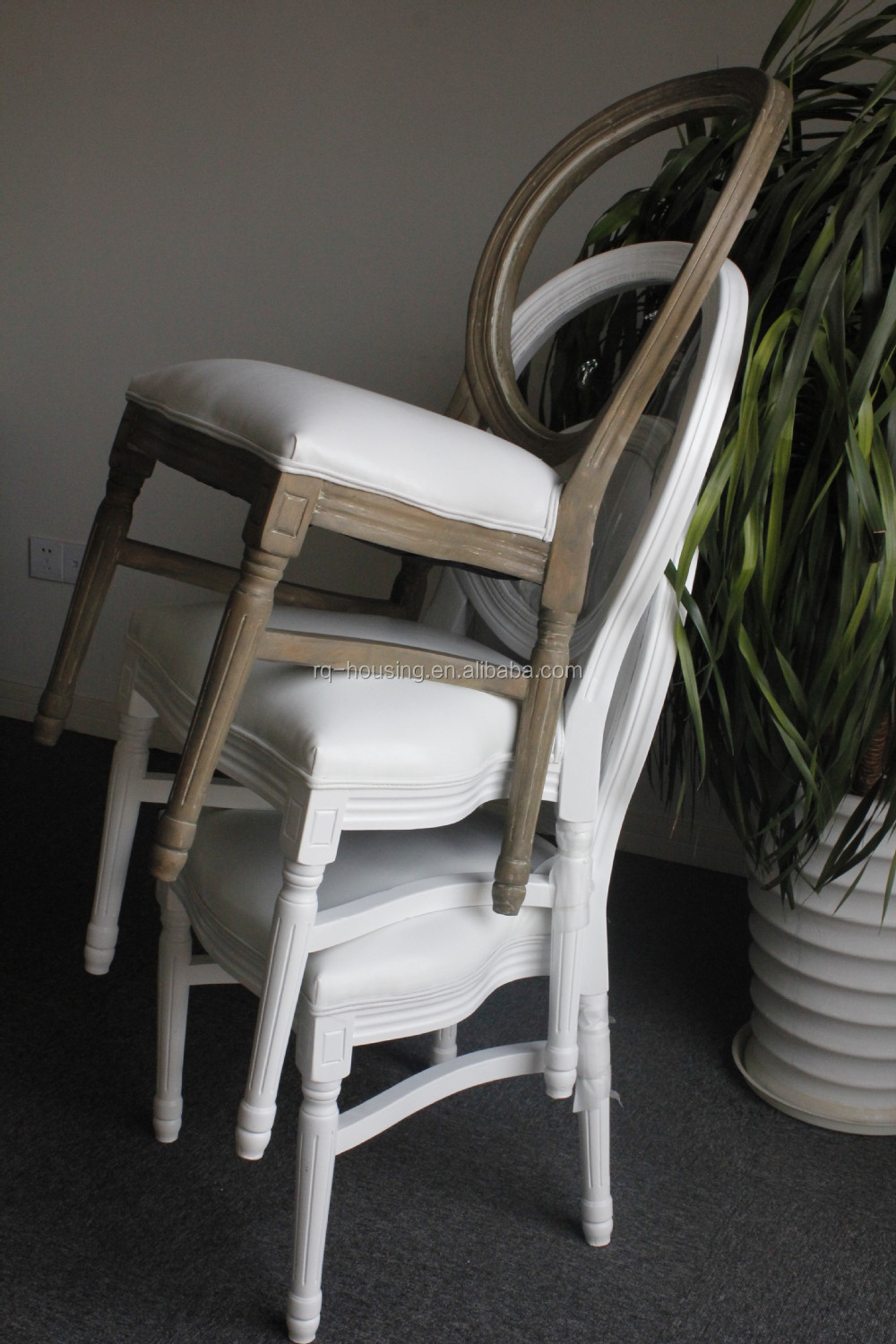 wedding french detachable seat stackable party chairs for sale view stackable party chairs for. Black Bedroom Furniture Sets. Home Design Ideas