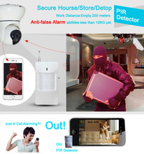 2015 Hot Mini Wifi Cameras Wireless Monitor Alarm