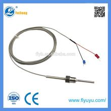 Hot selling wrn type the simple spring-loaded thermocouple type k for foundry for food industry