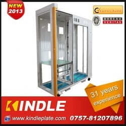 Kindle OEM Experienced CNC aluminium die casting shell ISO9001:2008