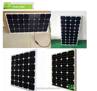 100W Sunpower Solar Panel with competitive price per watt