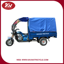 2015 Chinese kavaki brand 200cc three wheel passenger motorcycles cheap price for sale in guangzhou