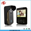 Hot selling security systems door bell ip wireless video doorphone