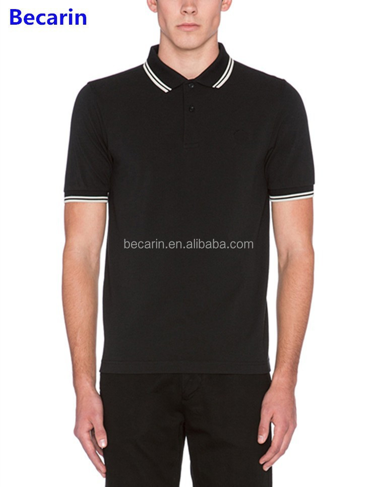 New Design Blank Custom Polo Shirt Embroidery Brand Logo
