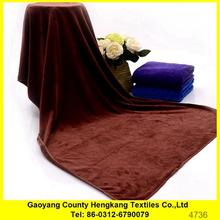 China wholesale microfiber towel bath sheet with great price