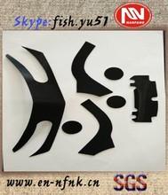 100%nylon adhesive hook and loop dot