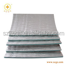 R value 0.35 Aluminum foil fire-retardant XPE/EPE foam insulation panels