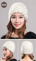 hot sale women's warm,fashion fur mink hat