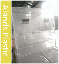 Clear Acrylic Sheets Fabrication -Storage Box
