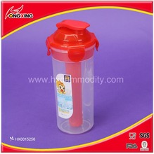 Practical 500ml water bottle with ice lolly