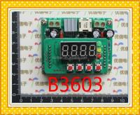 B3603 high precision DC-DC LED driver/buck module Solar charging power supply
