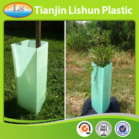eco-friendly recyclable plastic tree guard