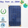 Photovolatic panel 150w poly solar pv module , solar panel factory from China