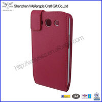 2014 Hot Sell Fashion Flip Leather Case For Samsung Galaxy S3 I9300