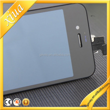 OEM full black white for iphone LCD screen digitizer replacement