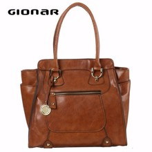 Top Brand Hot Selling Leather Women Handbags