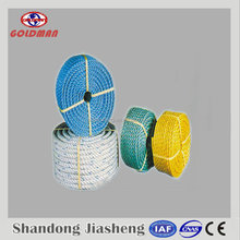 PP 3 strand twist colours ropes/twist rope/cord