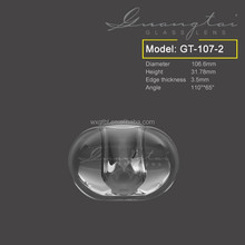 120 degree light optical glass ball lens