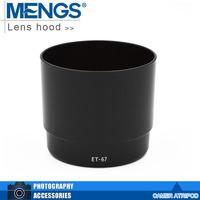 MENGS ET-67 Bayonet Lens Hood For EF 100mm F/2.8 Macro 14140011501
