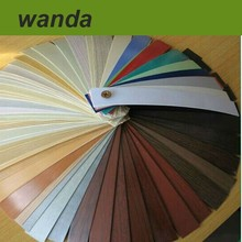 edge banding pvc / pvc plastic furniture edge banding