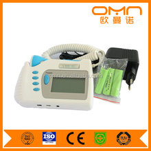 pulse rate monitor Fetal Doppler to monitor fetal development