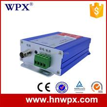 Multifunction Video surge suppressor 10Mbps RJ45 Alumninum camera SPD
