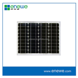 excellent performance best seller 30w mono pv solar panel in china