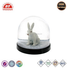 White Rabbit Snowglobe festival Snow Globe