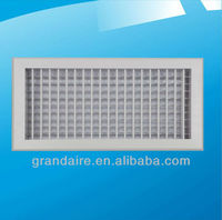 Double Deflection Supply Air Grille Double deflection supply air grille
