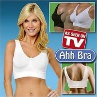 Soft Ladies Bra Underwear Sports Bras 3pcs/lot Plus Size Seamless AHH Bra Fashion