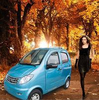 city smart car electric vehicle, farmboss II