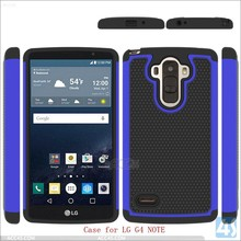 New design many colors available football texture pattern 3 in 1 pc silicone heavy duty for lg ls770 case cover