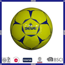 Wholesale brand PU material butyl bladder soccer ball